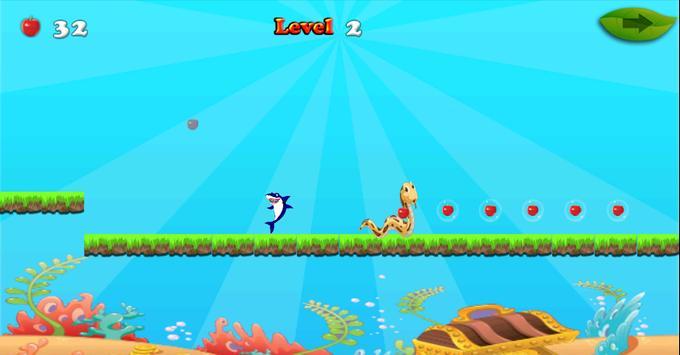 Shark Vs Sea Snake screenshot 4