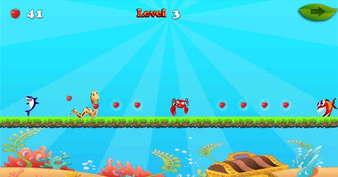 Shark Vs Sea Snake screenshot 5