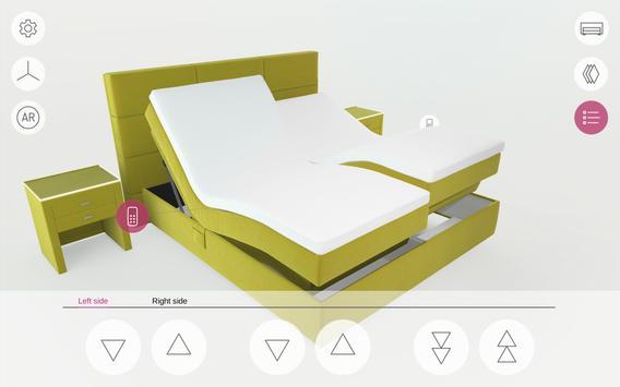 FEY boxspring configurator poster