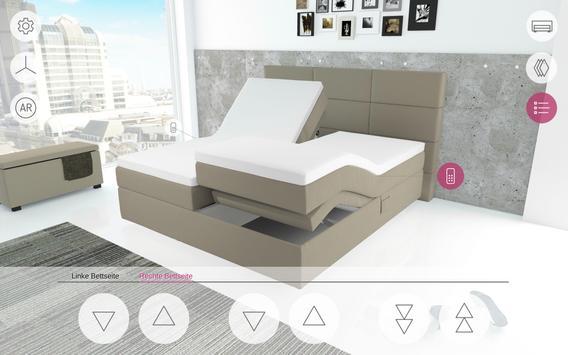 FEY boxspring configurator apk screenshot