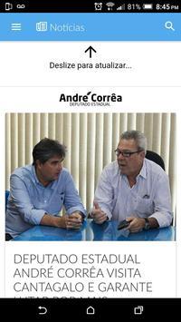 Deputado Estadual André Corrêa apk screenshot