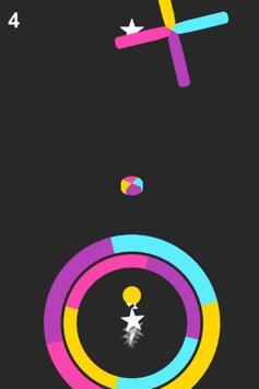 Crazy Color Switch screenshot 4
