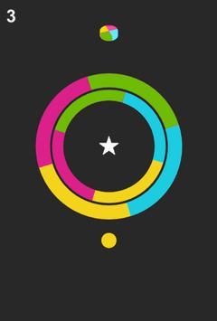Crazy Color Switch Circle apk screenshot