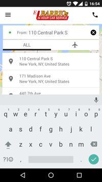 El Barrios Car Service screenshot 3