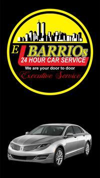 El Barrios Car Service poster