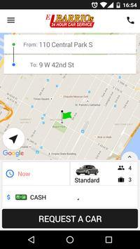 El Barrios Car Service screenshot 2