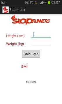 SlopMeter screenshot 2
