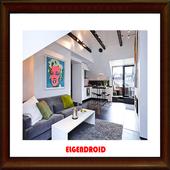 Popular Apartment Interior Design icon