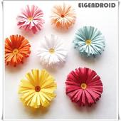 DIY Flower Crafts Ornament Tutorial icon