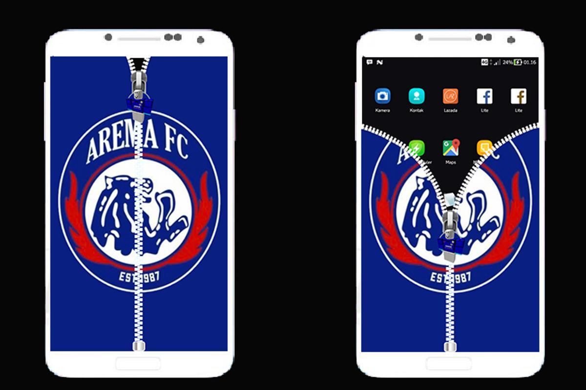 Arema Lockscreen Wallpaper For Android Apk Download