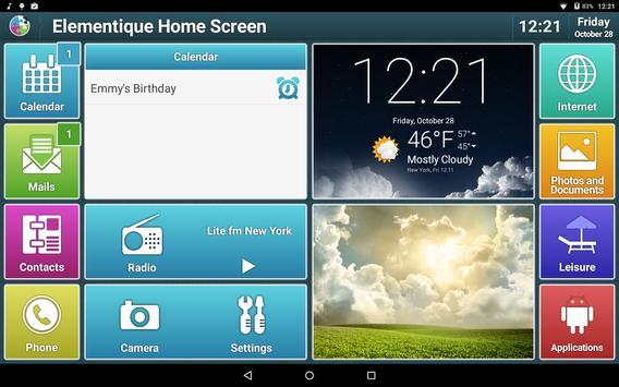 Elementique - My Messages apk screenshot
