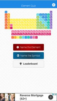 Periodic table element quiz apk download free educational game periodic table element quiz apk screenshot urtaz Image collections