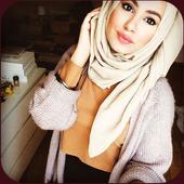 Hijab Style Photo Editor Free icon