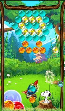 Snopy Bubbles Shooter apk screenshot