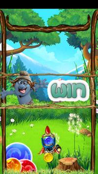 Smurffe Bubbles Pop apk screenshot