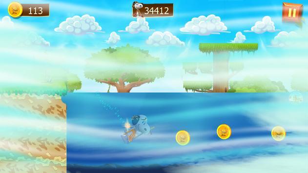 Snopy Adventure Run screenshot 3