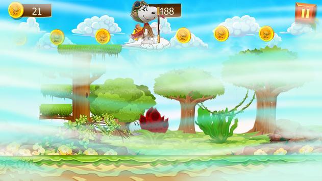 Snopy Adventure Run screenshot 10