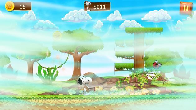 Snopy Adventure Run screenshot 12