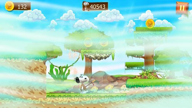 Snopy Adventure Run screenshot 15
