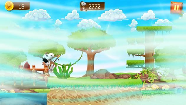 Snopy Adventure Run screenshot 16