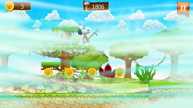 Snopy Adventure Run screenshot 22