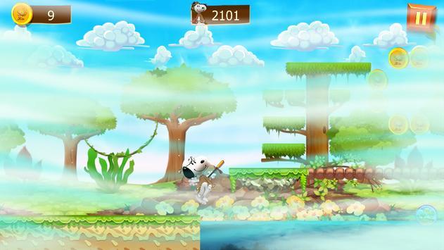 Snopy Adventure Run screenshot 5