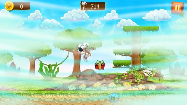 Snopy Adventure Run screenshot 9