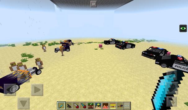 ... Mod-GTA 5 - Mods para Minecraft PE apk imagem de tela ...
