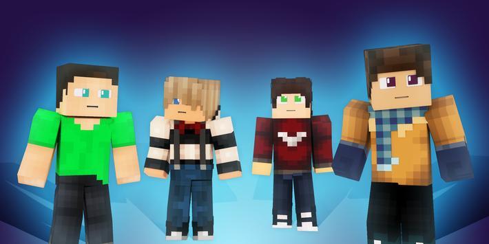 Skins for Minecraft PE (Skinseed) screenshot 2