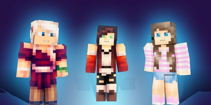 Skins for Minecraft PE (Skinseed) screenshot 7