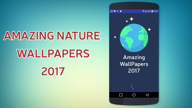 Amazing Nature Wallpapers 2017 poster