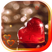 Valentines Day Awesome LWP icon