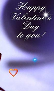 Valentines Day Awesome LWP apk screenshot