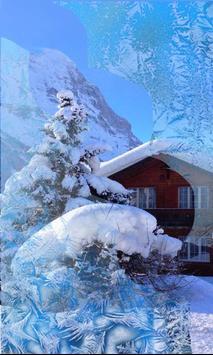 Winter House live wallpaper screenshot 3