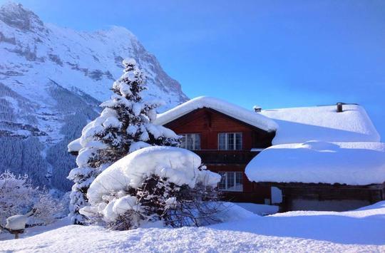 Winter House live wallpaper screenshot 4