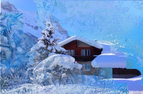 Winter House live wallpaper screenshot 9