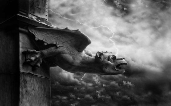 Gothic Darkness live wallpaper screenshot 7
