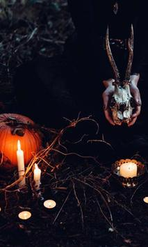 Halloween Horrors HD live wallpaper poster