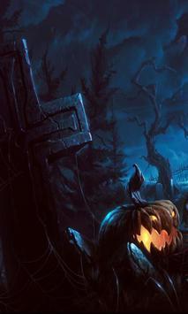 Halloween Horrors HD live wallpaper screenshot 1