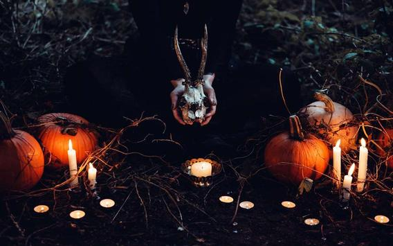 Halloween Horrors HD live wallpaper screenshot 3