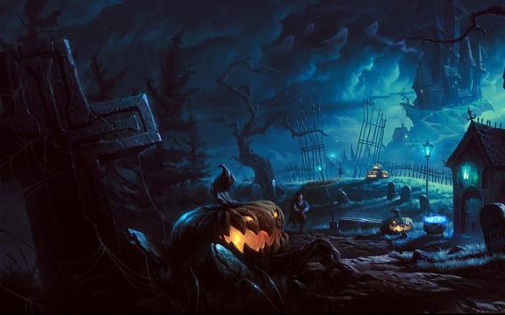 Halloween Horrors HD live wallpaper screenshot 7