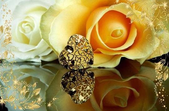 Roses Gallery live wallpaper apk screenshot