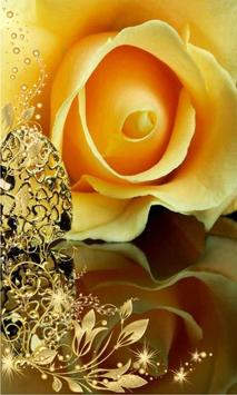 Roses Gallery live wallpaper poster