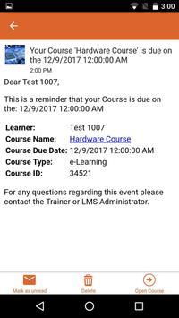 LMS365 apk screenshot