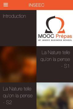 Mooc Inseec poster