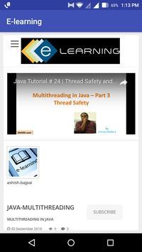 KIET E-Learning screenshot 5