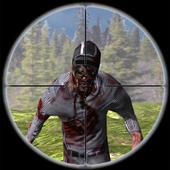 Sniper vs Zombies 3D icon