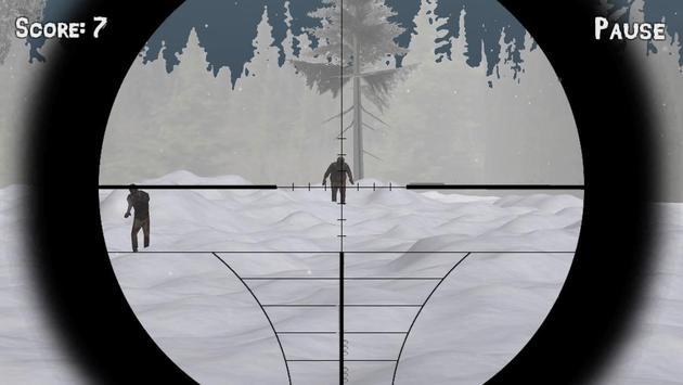 Sniper vs Zombies 3D apk screenshot