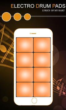 Elecro Drum pad - Create EDM Music screenshot 3