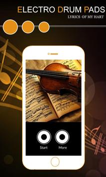 Elecro Drum pad - Create EDM Music screenshot 1
